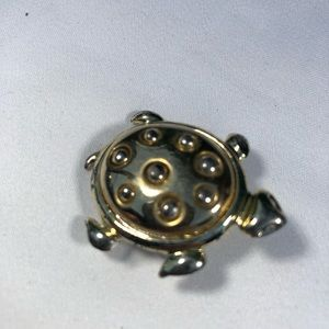 3for $20 Turtle Brooch
